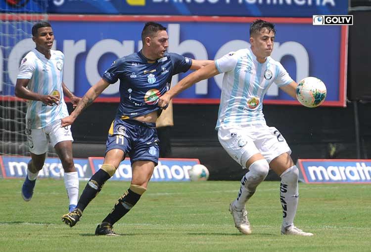 Los jugadores que más pases ponen al último tercio en el Guayaquil City