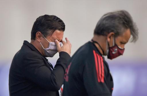 Los juegos de Libertadores asfixiados por la protesta en Colombia