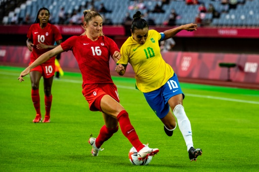 Brasil cae en cuartos y EEUU avanza a semis del fútbol femenino en Tokio-2020