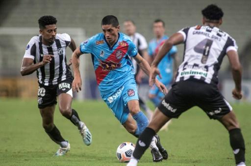 Ceará cede un empate con Arsenal pero mantiene la punta del Grupo C de Sudamericana