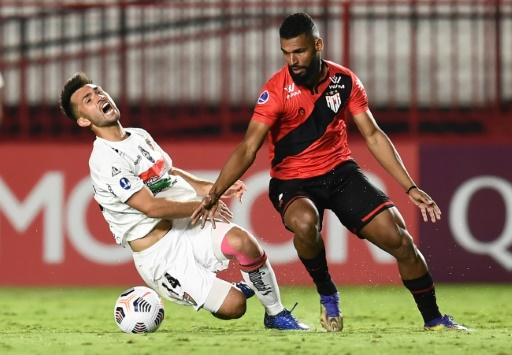 Palestino fuera de la Sudamericana pese a empatar con el líder Goianiense