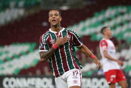 El líder Fluminense remata a Santa Fe y se acerca a octavos de Libertadores