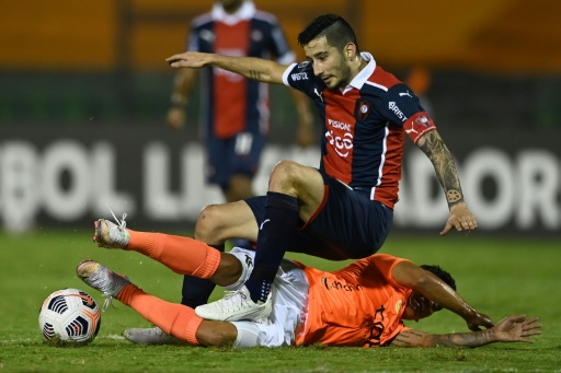 Cerro Porteño acaricia los octavos de Libertadores al quebrar a La Guaira