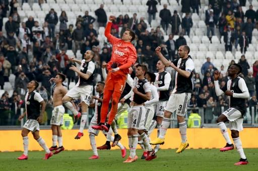 La Juventus se pone líder, Lazio segunda tras ganar al Inter