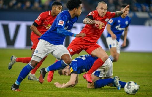 Leipzig aplasta al Schalke, Haaland suma y sigue con el Dortmund