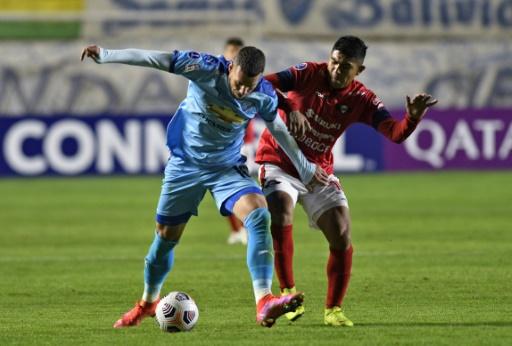 Bolívar empata 2-2 con Wilstermann y sigue prendido en el Grupo C de Sudamericana