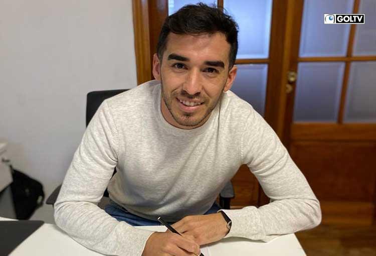 Aucas anunció la contratación de Lisandro Alzugaray
