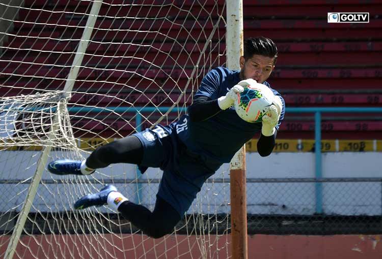 Deportivo Cuenca trabaja en el aspecto físico para debutar en la Liga Pro 2020