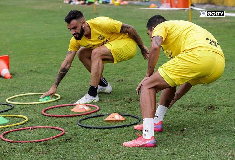 Barcelona recupera jugadores para recibir a Deportivo Cuenca