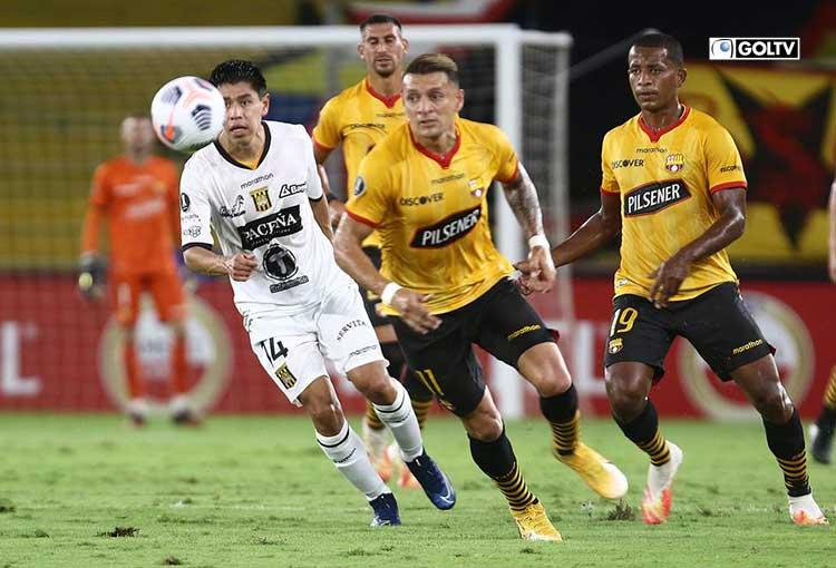 Barcelona podría clasificarse a 8vos de Libertadores ante The Strongest