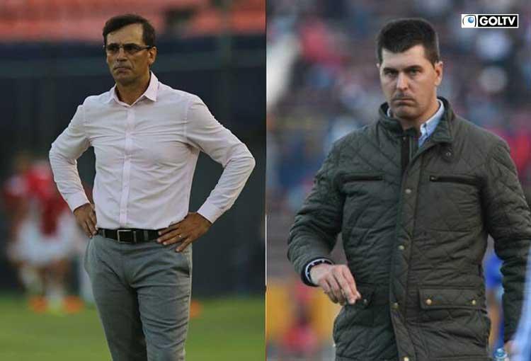 Ismael Rescalvo y Fabián Bustos registran tres enfrentamientos por torneo nacional