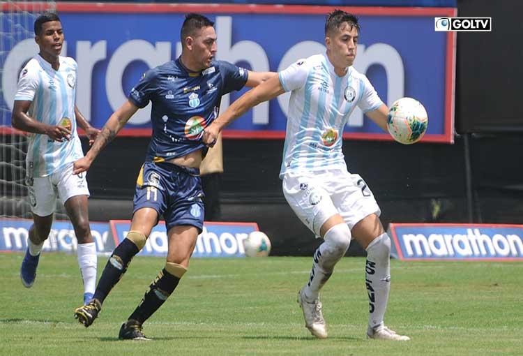 Guayaquil City y Macará dividieron honores en el Cristian Benítez