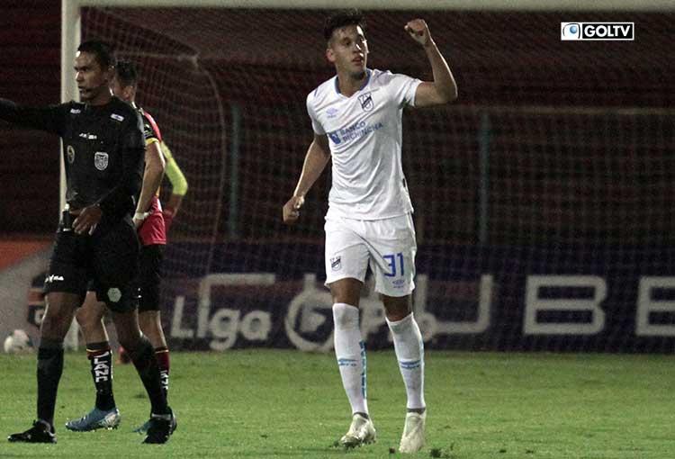 Católica ganó en Cuenca y es líder de Liga Pro