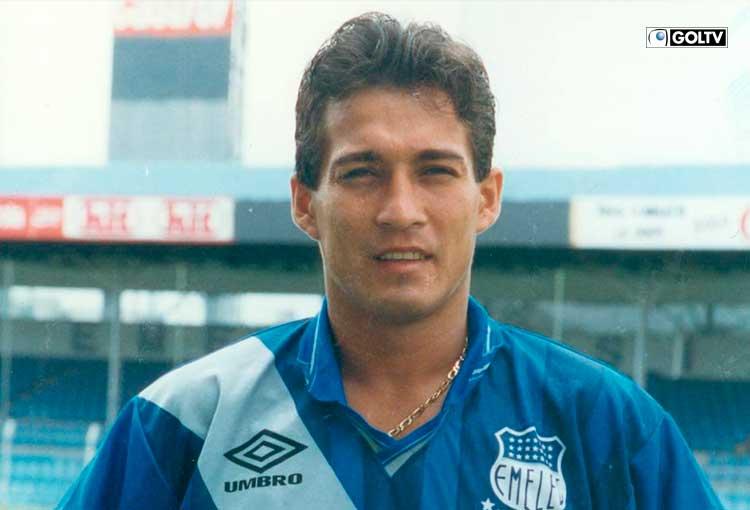 Dannes Coronel fue uno de los mejores laterales del fútbol ecuatoriano
