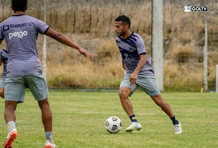Delfín SC solo piensa en el reinicio de la Liga Pro Betcris
