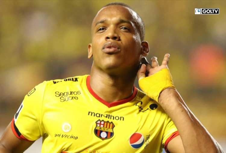 Ely Esterilla suma siete temporadas en el Barcelona Sporting Club
