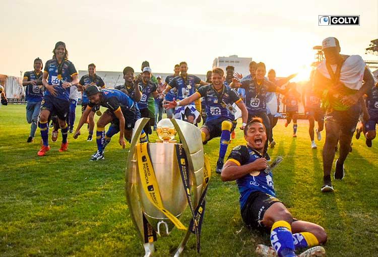 GolTV revive la final de ida de Liga Pro 2019 entre LDUQ y Delfín