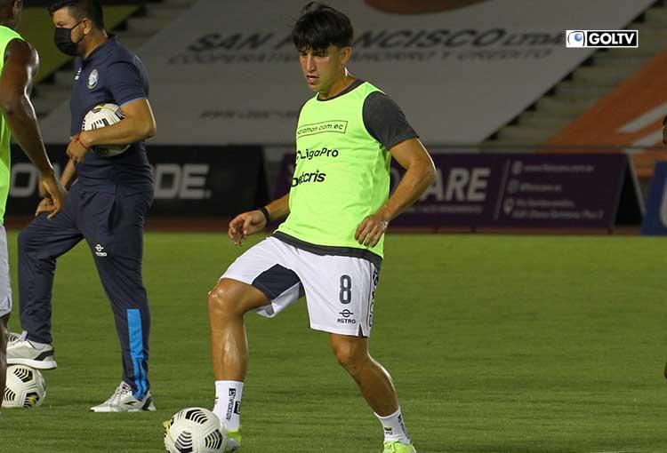 Fernando Gaibor elegido por El Show del Fútbol como la figura de la fecha