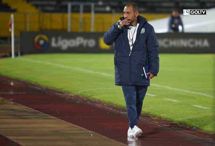 Humberto Pizarro, técnico nacional de experiencia al mando de Orense