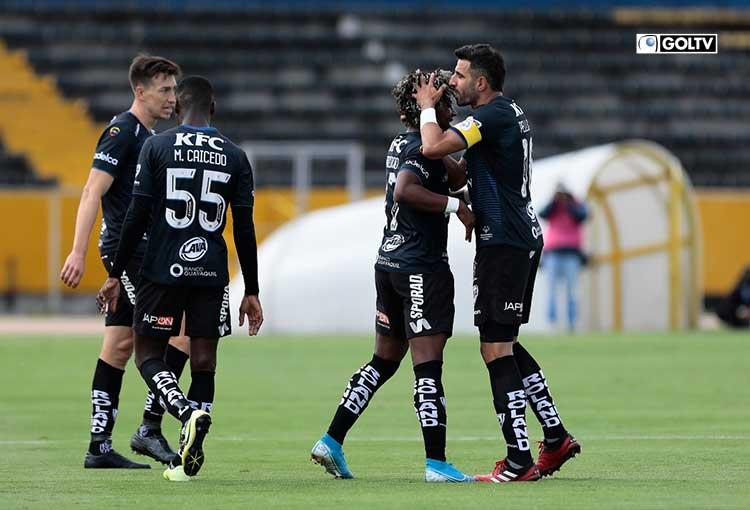 IDV visita a Palmeiras por Copa Libertadores de América