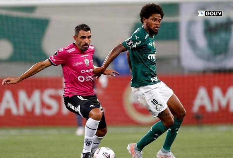 Independiente del Valle recibe a Palmeiras por Copa Libertadores