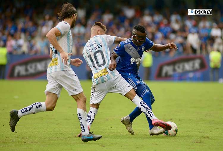 Los jugadores que más interceptaciones tienen en Guayaquil City