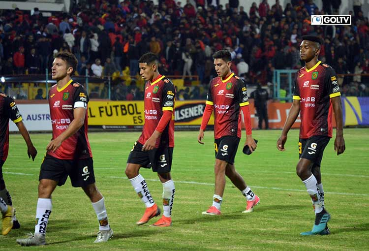 Los jugadores que más interceptaciones tienen en Deportivo Cuenca