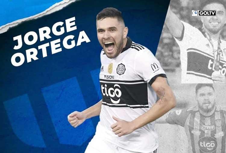 Macará fichó al delantero paraguayo, Jorge Miguel Ortega