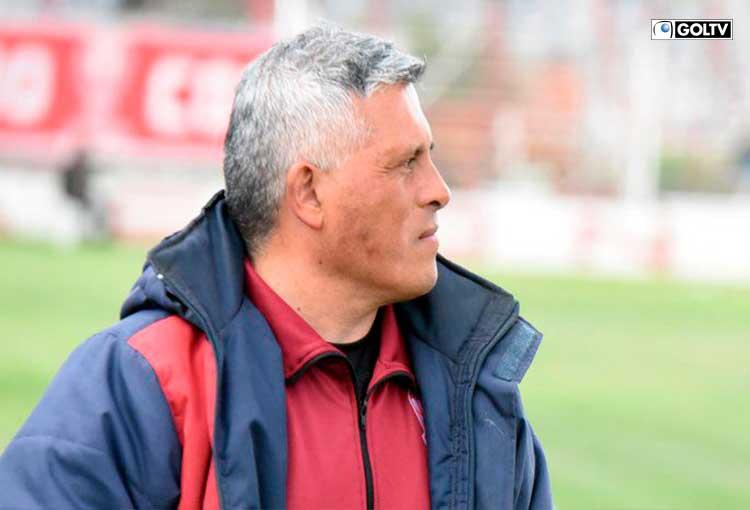 """Jorge Montesino: """"Nuestro objetivo es pelear el campeonato"""""""