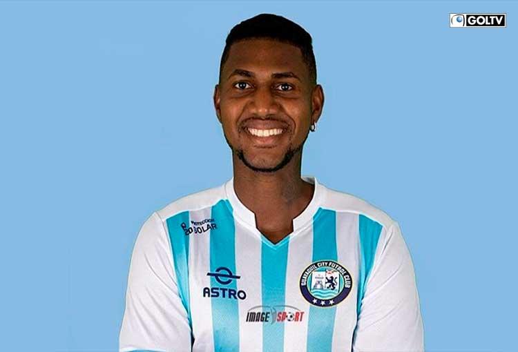Guayaquil City es el cuarto equipo ecuatoriano en fichar a José Ayoví