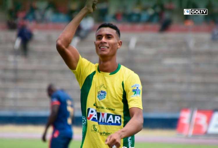 GolTV Ecuador - Jostin Alman, figura destacada en el debut de Orense en la  Serie A