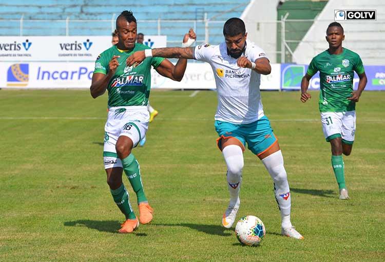 Liga de Quito quiere escalar en la tabla de posiciones ante Orense