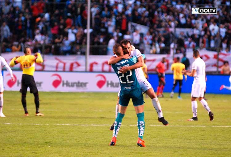 Liga de Quito espera las recuperaciones de Marcos Caicedo y Billy Arce
