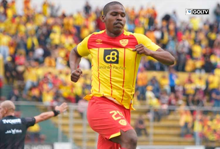 Edson Montaño ya entrenó con Independiente del Valle