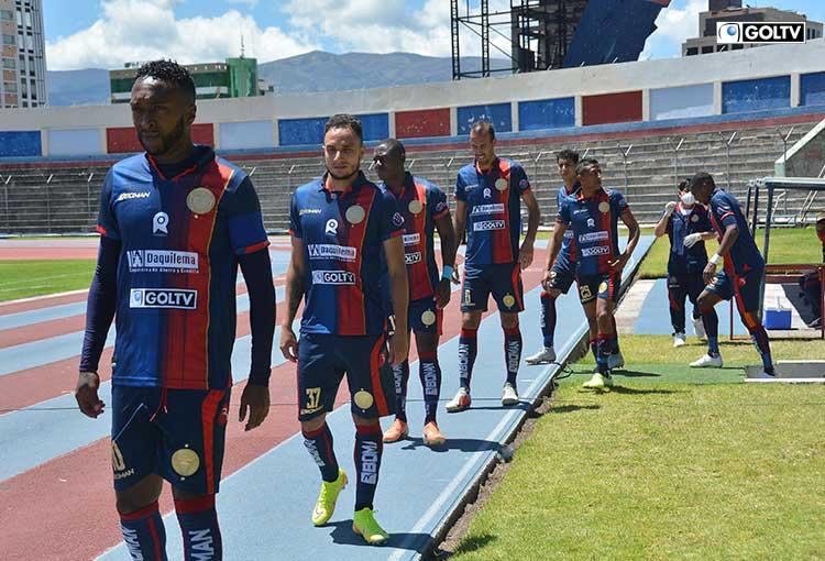 Olmedo ya prepara su segundo partido amistoso de pretemporada