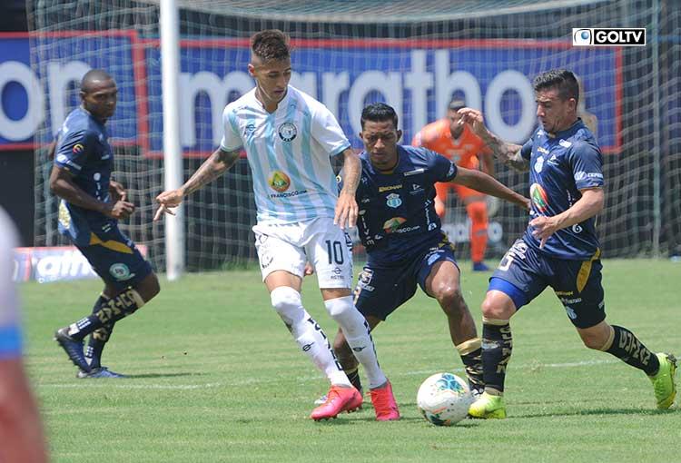 Los jugadores de Guayaquil City con más pases realizados en Liga Pro