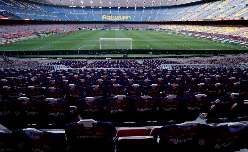 Constructoras españolas compiten por remodelar el Camp Nou