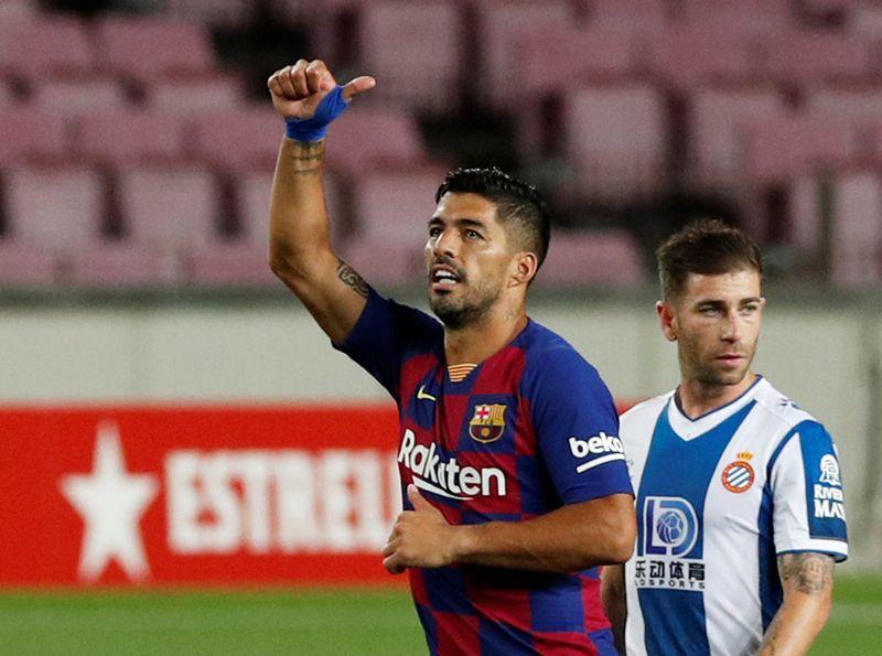 El Barcelona envía al descenso al Espanyol y le mete presión al Madrid