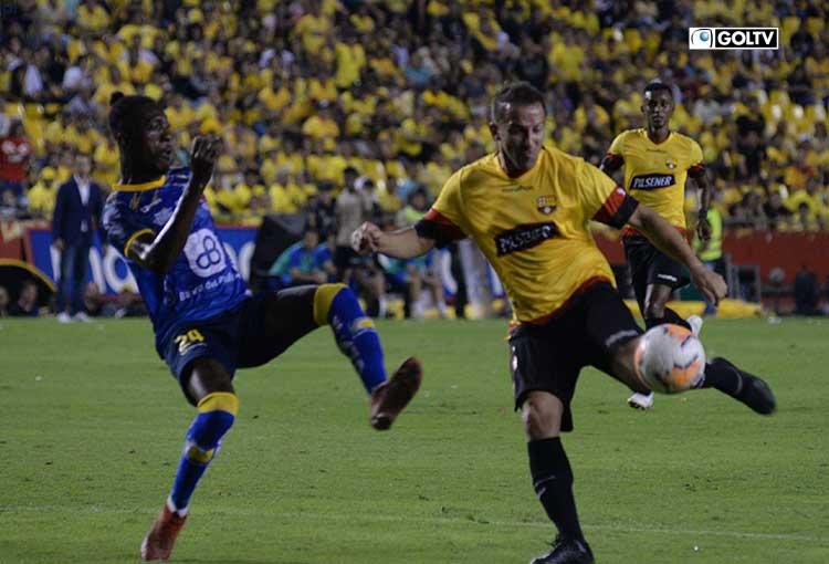 Barcelona contra Delfín, uno de los partidos más importantes de la Fecha # 2