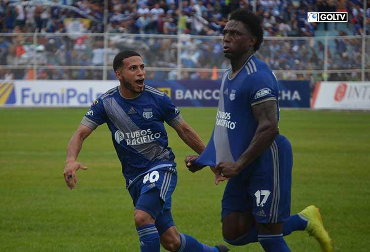 'La Tuka' Ordóñez rescató el empate en el 9 de Mayo