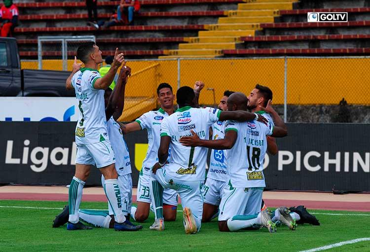 Liga de Portoviejo va por su primera victoria en Liga Pro