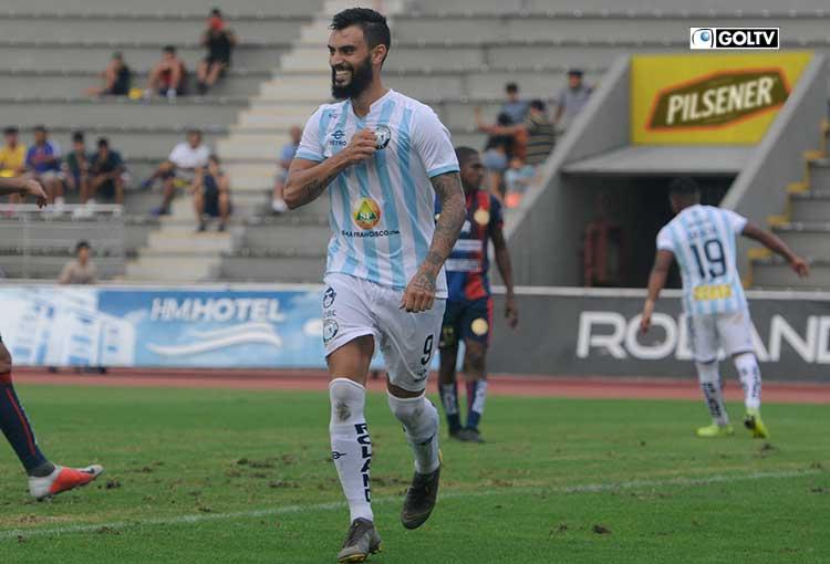 Guayaquil City goleó a su oponente y es líder de la Liga Pro