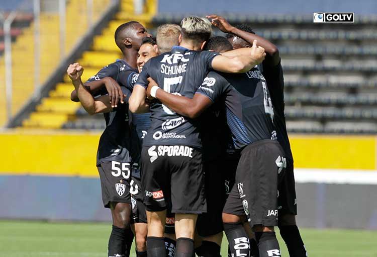 Independiente ganó su primer partido de la Liga Pro 2020