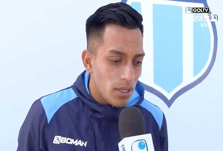 Ronald Champang, futbolista de Macará, analiza el partido debut de su club en la Liga Pro 2020