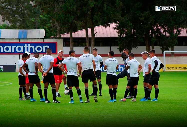 Pablo Repetto repotenció a Liga de Quito desde su regreso al fútbol ecuatoriano