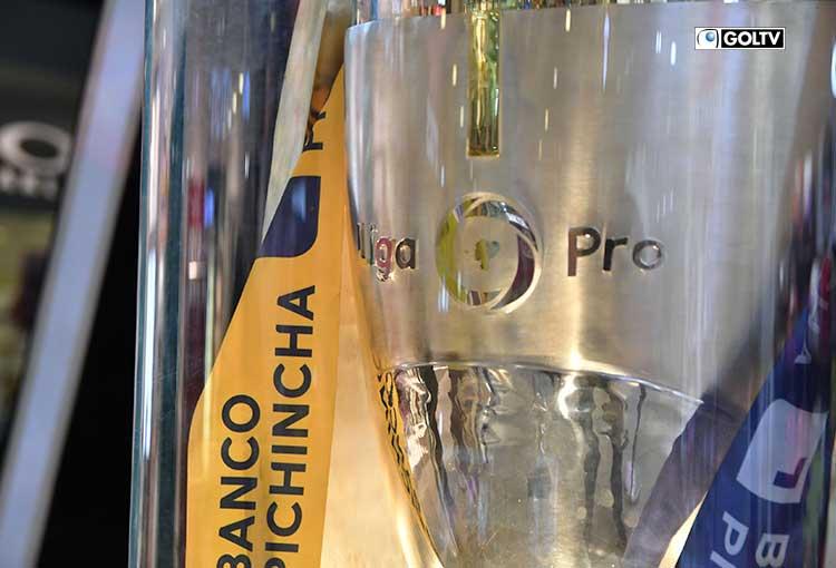 Equipos de la Liga Pro definen alineaciones para el 2020