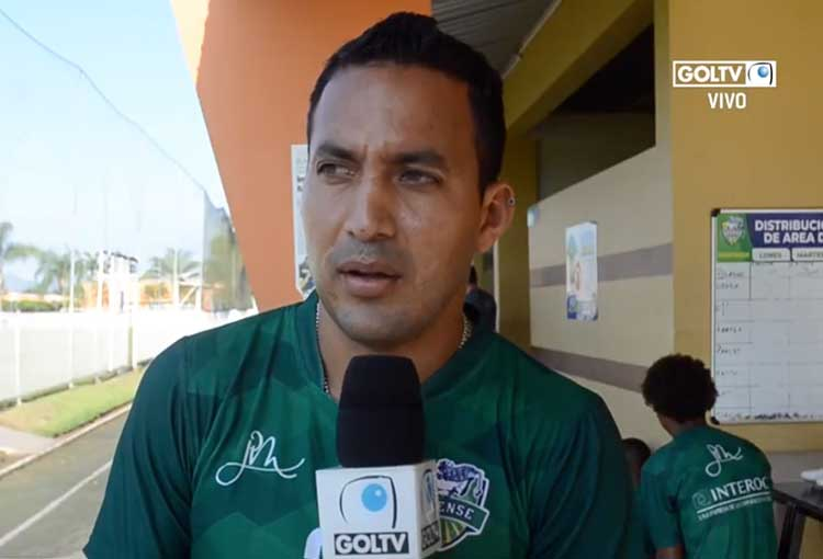 Orense Sporting Club renovó a dos futbolistas tricolores