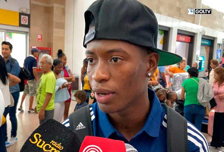 Jackson Rodríguez se une a la pretemporada de Emelec en España