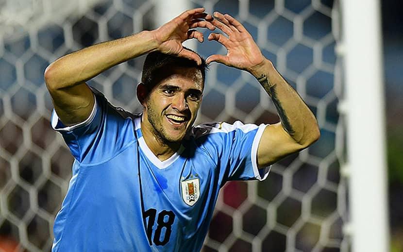 El uruguayo Maxi Gómez volvió al gol en España