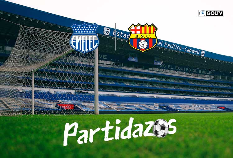 Emelec vs Barcelona (2018) hoy por GolTV desde las 20:00